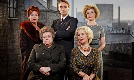 The Road to Coronation Street cast