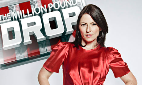 The Million Pound Drop host, Davina McCall