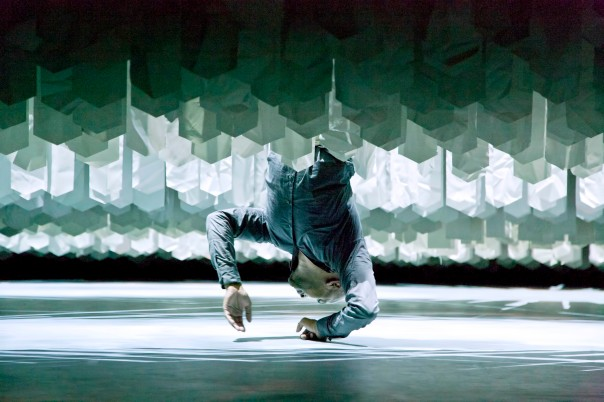 Akram Khan in DESH Photo by Richard Haughton