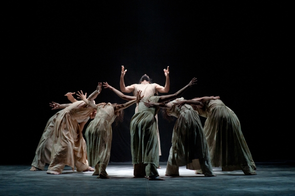 Akram Khan's Vertical Road Photo by Richard Haughton