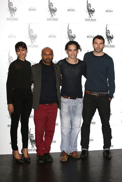 Freida Pinto, Akram Khan, Reece Ritchie, Tom Cullen (Photo supplied)